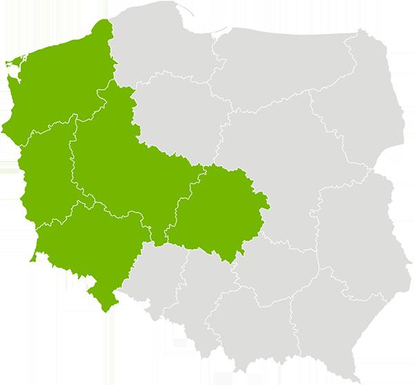 Centrum Dystrubucji Technologii - mapa
