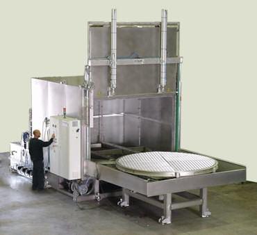 myjki przemysłowe