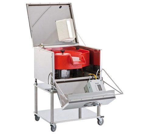 maszyna do polerowania sztućców